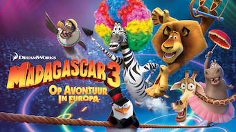 Madagascar 3 - Op avontuur In Europa (2012)