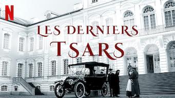 Les derniers tsars (2019)