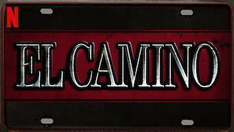 El Camino : Un film