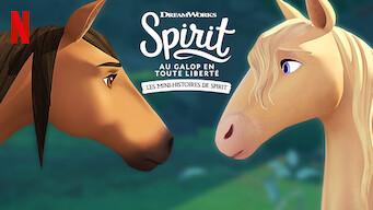 Spirit : Au galop en toute liberté : Les mini-histoires de Spirit (2019)