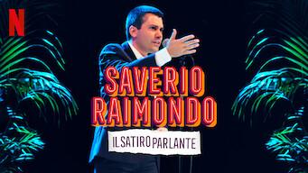 Saverio Raimondo: Il Satiro Parlante (2019)