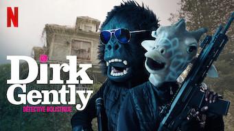 Dirk Gently, détective holistique (2018)