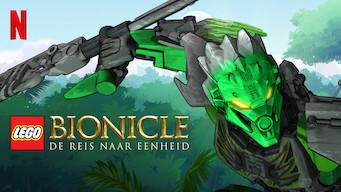 LEGO Bionicle: De reis naar eenheid (2016)