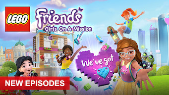 LEGO Friends: Girls on a Mission (2019)