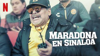 Maradona en Sinaloa (2020)