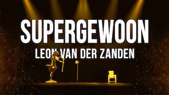 Leon van der Zanden - Supergewoon (2016)