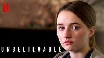 Unbelievable (2019)