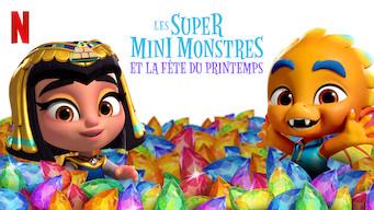 Les Super mini monstres et la fête du printemps (2019)