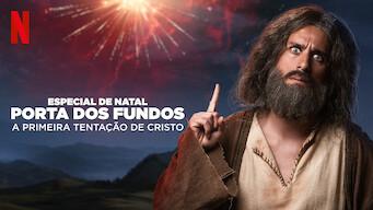 Especial de Natal Porta dos Fundos: A Primeira Tentação de Cristo (2019)