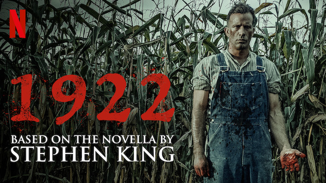 Novela 1922 esta en Netflix