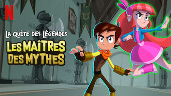 La quête des légendes : Les maîtres des mythes (2019)