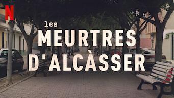 Les meurtres d'Alcàsser (2019)