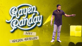 Rayen Panday - Niet Verder Vertellen (2018)
