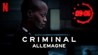 Criminal : Allemagne (2019)