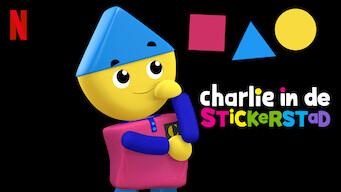 Charlie in de stickerstad (2019)