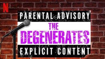 The Degenerates (2018)