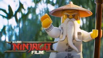 De Lego Ninjago-film (2017)