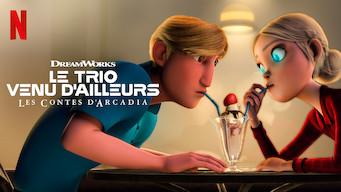Le trio venu d'ailleurs : Les Contes d'Arcadia (2019)