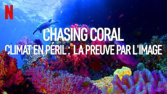 Chasing Coral - Climat en péril : la preuve par l'image (2017)