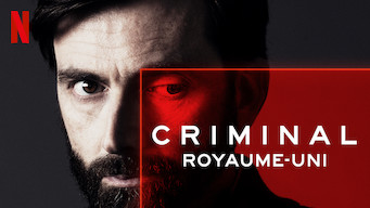 Criminal : Royaume-Uni (2019)