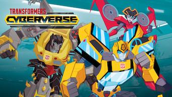 Transformers Cyberverse (2018)