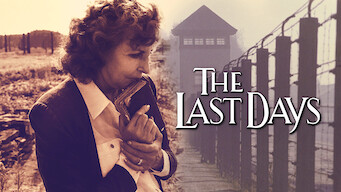 The Last Days Poster
