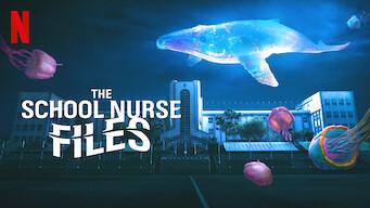 The School Nurse Files Poster