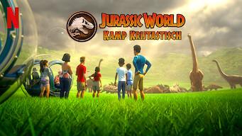 Jurassic World: Kamp Krijtastisch (S03) Poster
