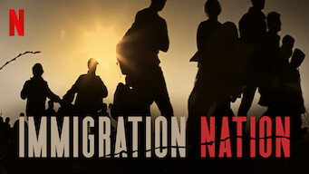 Immigration Nation Poster