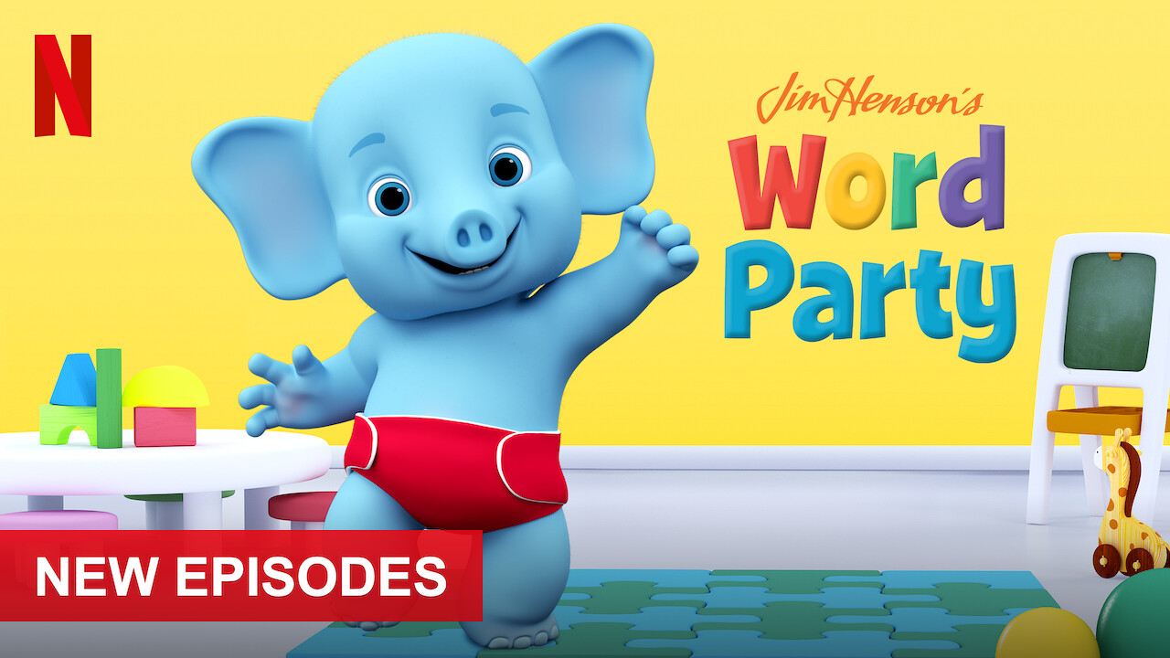 Word Party on Netflix UK
