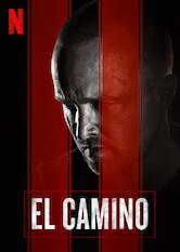 El Camino: A Breaking Bad Movie a poszter Sorozat figyelőn