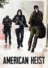 Search netflix American Heist