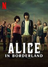 Search netflix Alice in Borderland