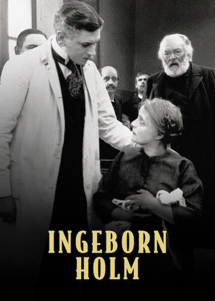 Ingeborg Holm sur Netflix UK