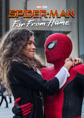 Search netflix Spider-Man: Far from Home