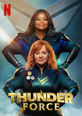 Search netflix Thunder Force