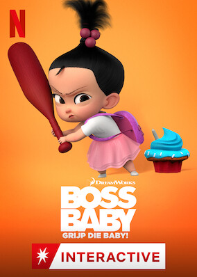 Boss Baby: Grijp die baby!