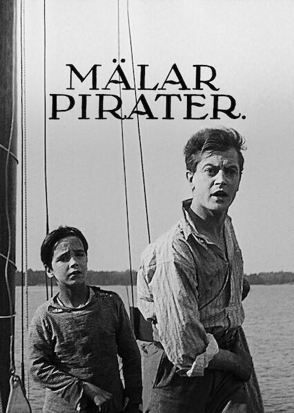 Mälar Pirates sur Netflix UK