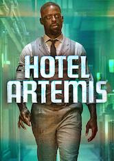 Search netflix Hotel Artemis