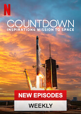 Search netflix Countdown: Inspiration4 Mission to Space