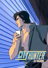 Search netflix City Hunter: .357 Magnum