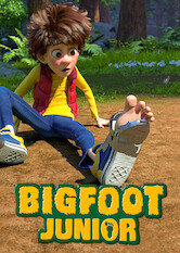 Search netflix Bigfoot Junior
