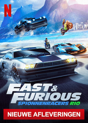 Fast & Furious  Spionnenracers (S04)