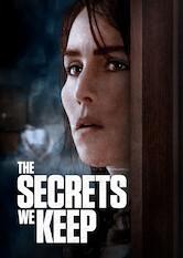 Search netflix The Secrets We Keep